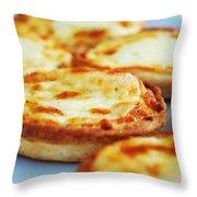 Piccolinis Throw Pillow