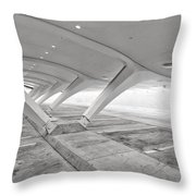 Pick A Spot Throw Pillow