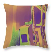Pick Me Throw Pillow by Molly McPherson