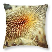 Pickly Throw Pillow