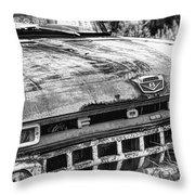 Pickup Truck 2 Throw Pillow
