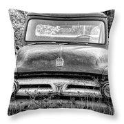 Pickup Truck 4 Throw Pillow