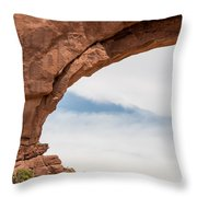 Picnic Of Possibilities Throw Pillow