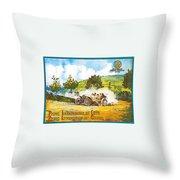 Picpic Incomparagle En Cote Throw Pillow