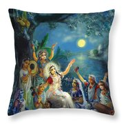 Picture From Aindra Book  Throw Pillow