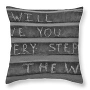 Picture In A Frame Throw Pillow