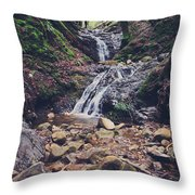Picturesque Throw Pillow by Laurie Search