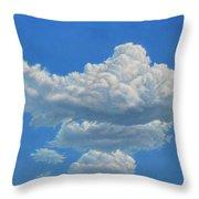 Piece Of Sky 3 Throw Pillow