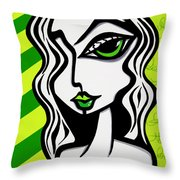 Pieces By Fidostudio Throw Pillow