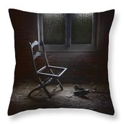 Pieces Of You Throw Pillow