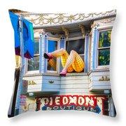 Piedmont Boutique Throw Pillow