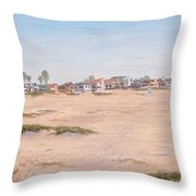Pierpont Sand Dunes Throw Pillow