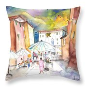 Pietrasanta In Italy 03 Throw Pillow