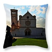 Pilgrim Throw Pillow