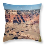Pima Point Grand Canyon National Park Throw Pillow