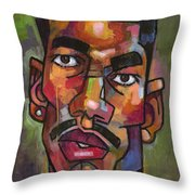 Pimenta Throw Pillow