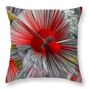 Pinache 1 Throw Pillow by Angelina Vick