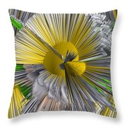 Pinache 2 Throw Pillow by Angelina Vick