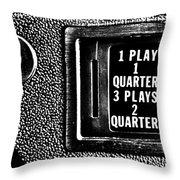Pinball Special Throw Pillow