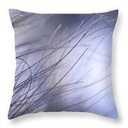 Pine Tree Needles 1 Throw Pillow
