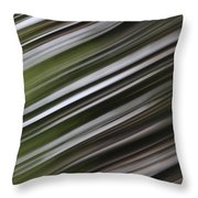 Pine Woods Sweep Throw Pillow