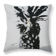Pineapple Throw Pillow by Katharina Filus