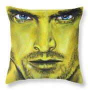 Pinkman - Breaking Bad Throw Pillow