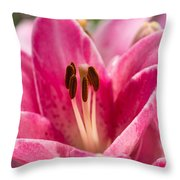 Pinky Swear - Featured 3 Throw Pillow