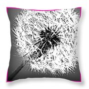 Pinky Throw Pillow