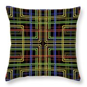 Pipe Dreams 3 Throw Pillow