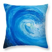 Pipeline No Way Out Throw Pillow