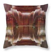 Pipes 4 Throw Pillow
