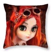 Pippi Throw Pillow