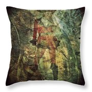 Pirate Chelsea Throw Pillow
