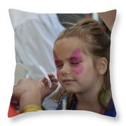 Pirate Princess In The Making Throw Pillow