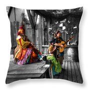 Pirates Of The Caribbean V4 Throw Pillow