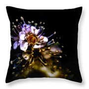 Anthers Throw Pillow