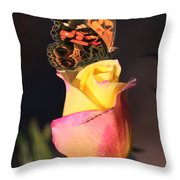 Piz535 Throw Pillow
