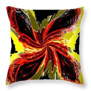 Pizzazz 48 Throw Pillow