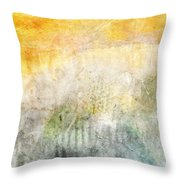 Pizzicato Throw Pillow