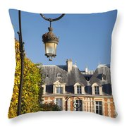 Place Des Vosges Throw Pillow
