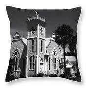 Place Of Worship Throw Pillow