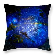 Planet Disector Home Throw Pillow