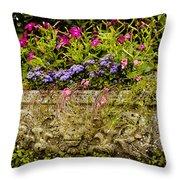 Planter Throw Pillow