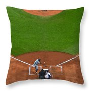 Play Ball Throw Pillow by Frozen in Time Fine Art Photography