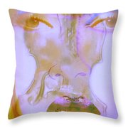 Play For Me Throw Pillow
