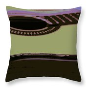 Playing Pause Throw Pillow