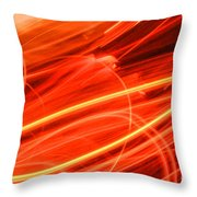 Playing With Fire 15 Throw Pillow