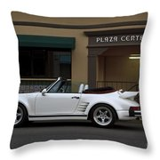 Plaza Central Park Throw Pillow