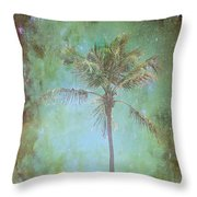Pleasant Night To Be Alone Throw Pillow